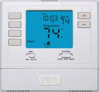 T715 2HT/2CL PROGRAMMABLE THERMOSTAT
