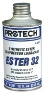 PROTECH POE REFRIGERATION OIL 32 CST - 12 OZ.