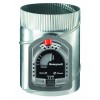 24V AUTOMATIC ROUND DAMPER (NORMALLY OPEN) 8IN -