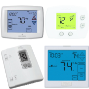 Thermostats Product Category