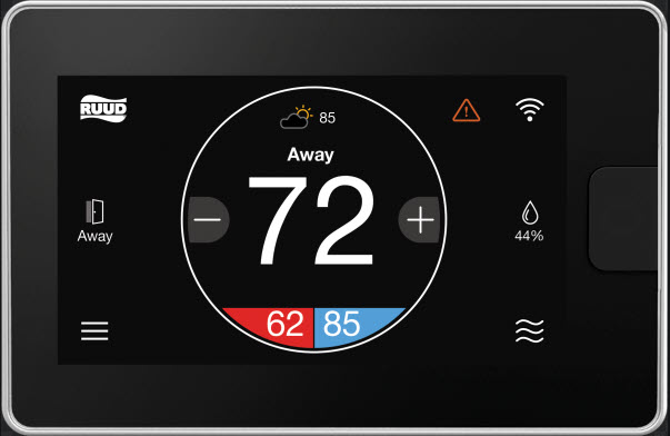 RUUD ECONET GEN 3 SMART THERMOSTAT
