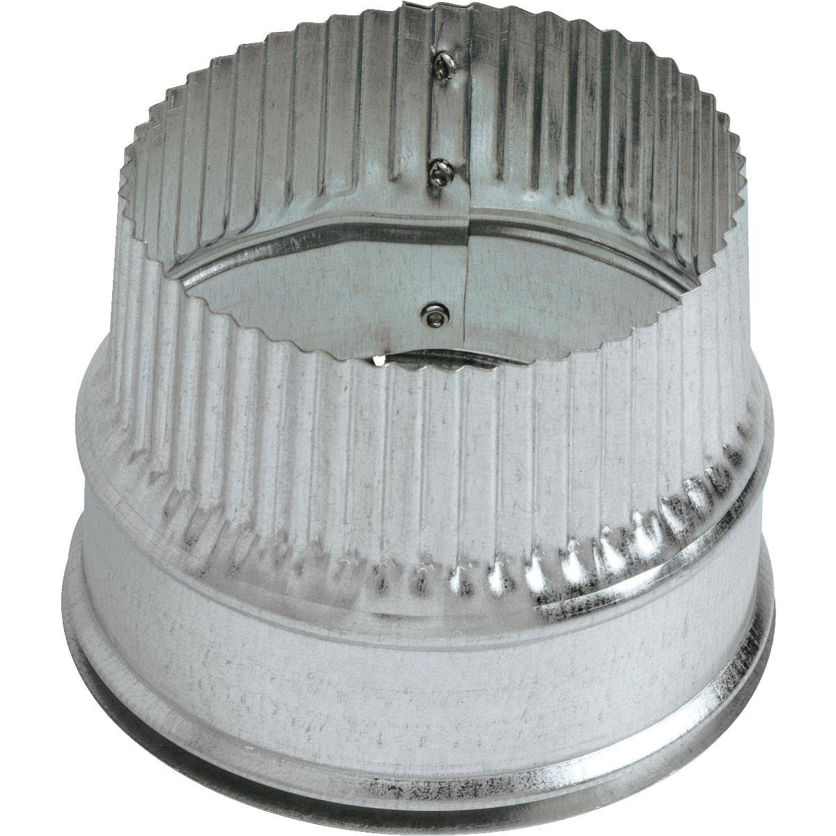 "4"" DUCT COLLAR, FOR USE WITH MODELS 636/636AL"